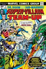 Super-Villain Team-Up (1975) #3 cover