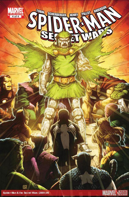 Spider-Man & the Secret Wars (2009) #4