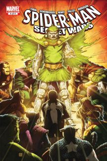 Spider-Man & the Secret Wars #4