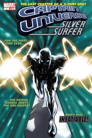 Captain Universe (2005) #5