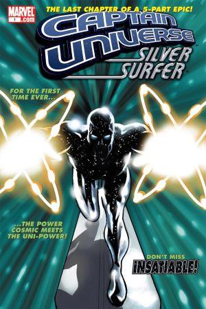 Captain Universe #5