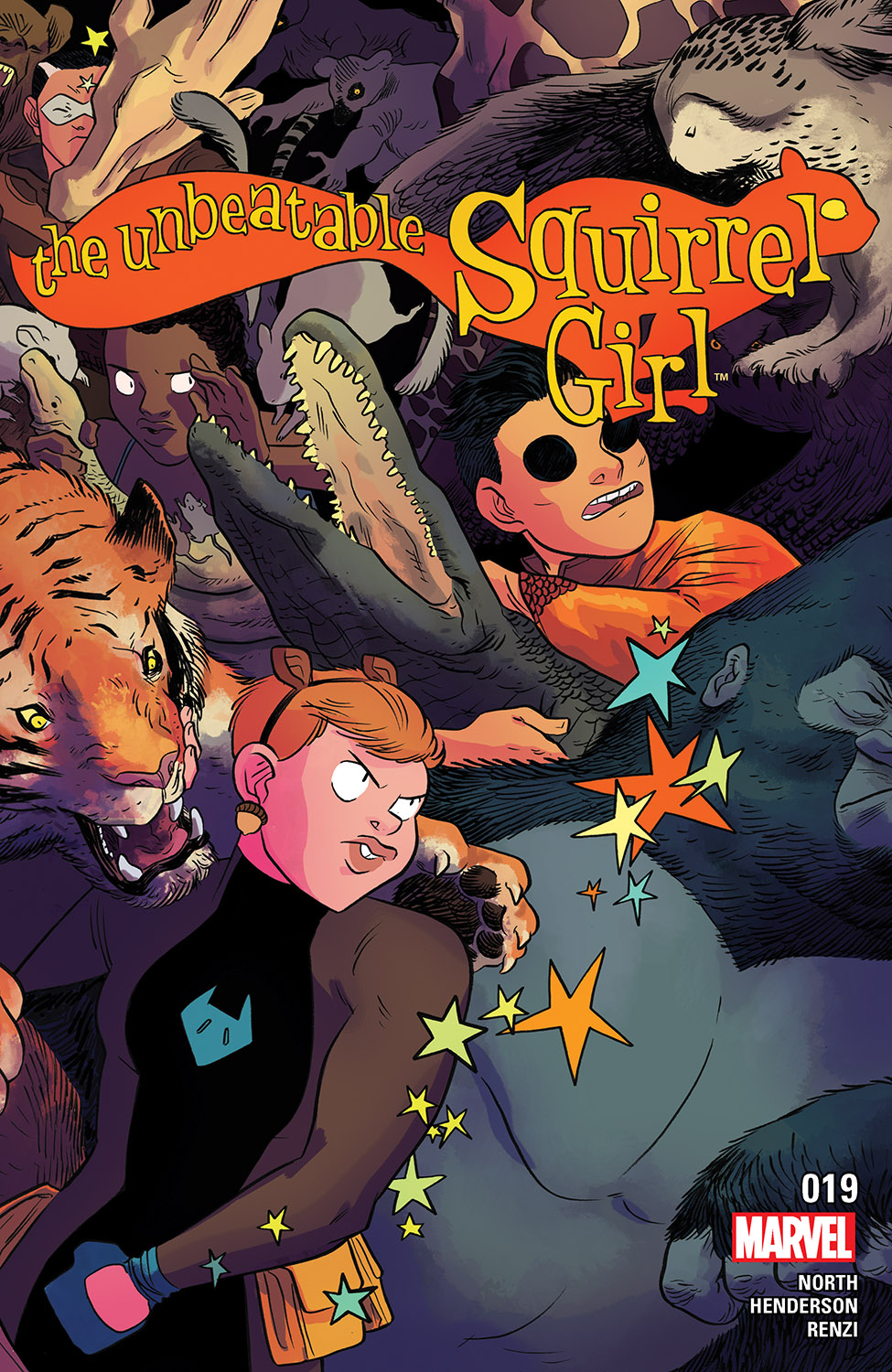 The Unbeatable Squirrel Girl (2015) #19