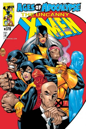 Uncanny X-Men (1963) #378
