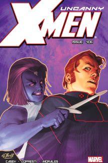 Uncanny X-Men #406