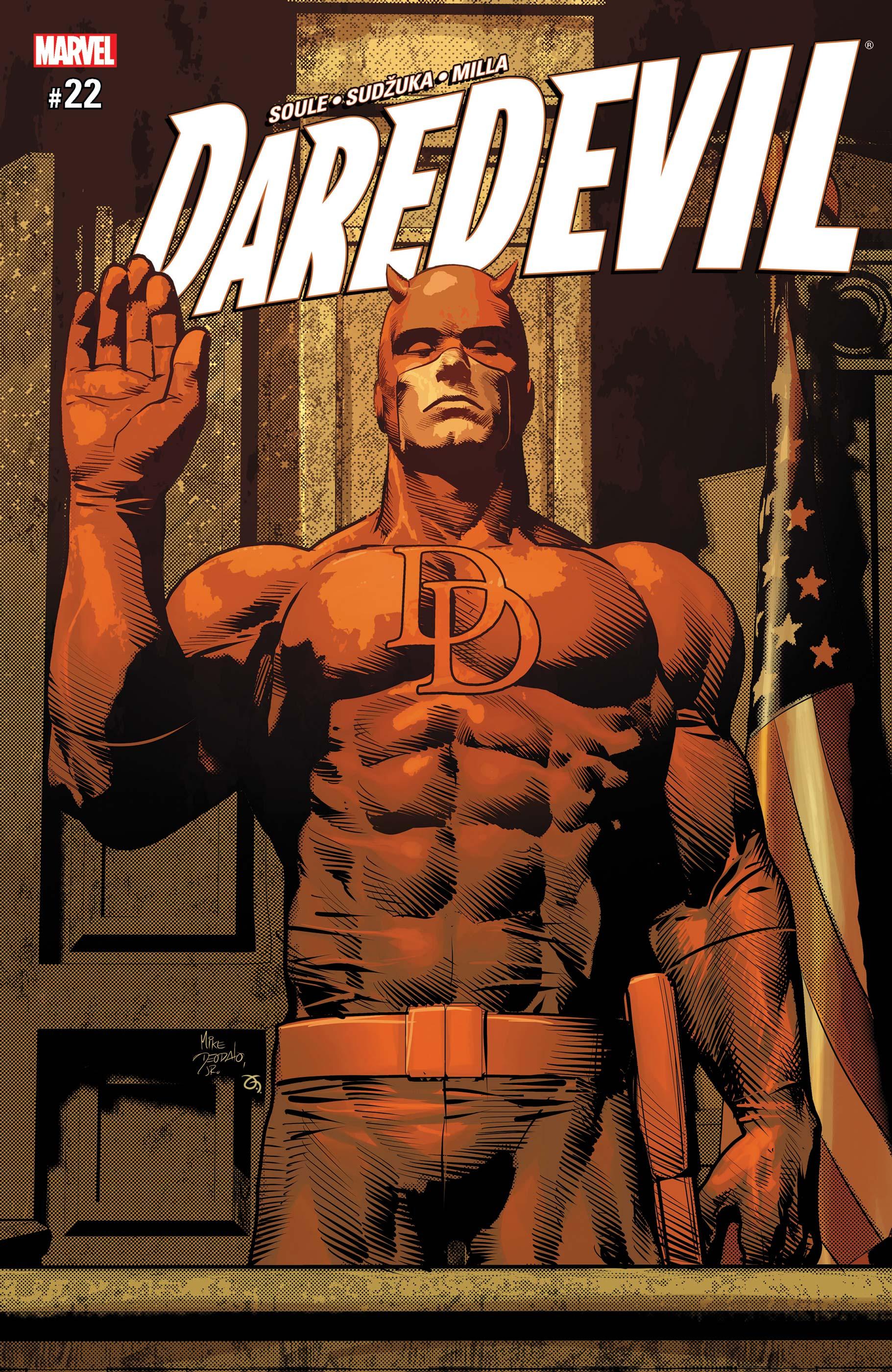 Daredevil (2015) #22