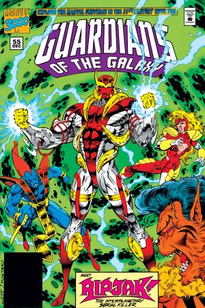 Guardians of the Galaxy (1990) #55