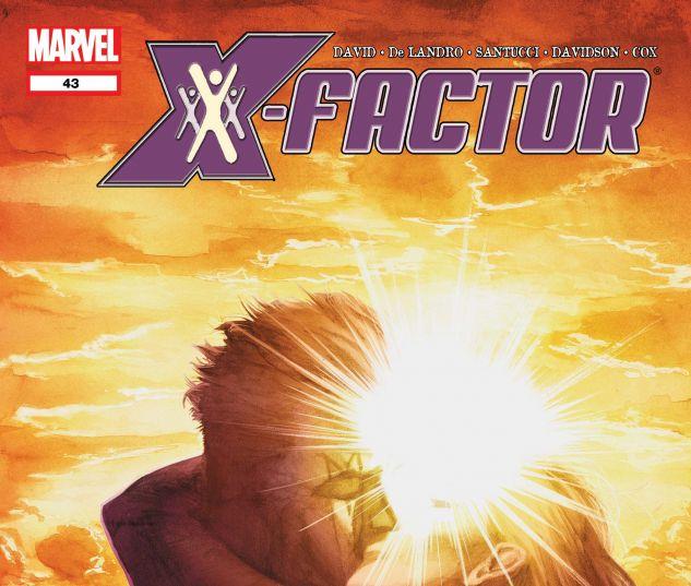 X-FACTOR (2005) #43