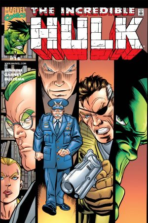 Incredible Hulk (1999) #16