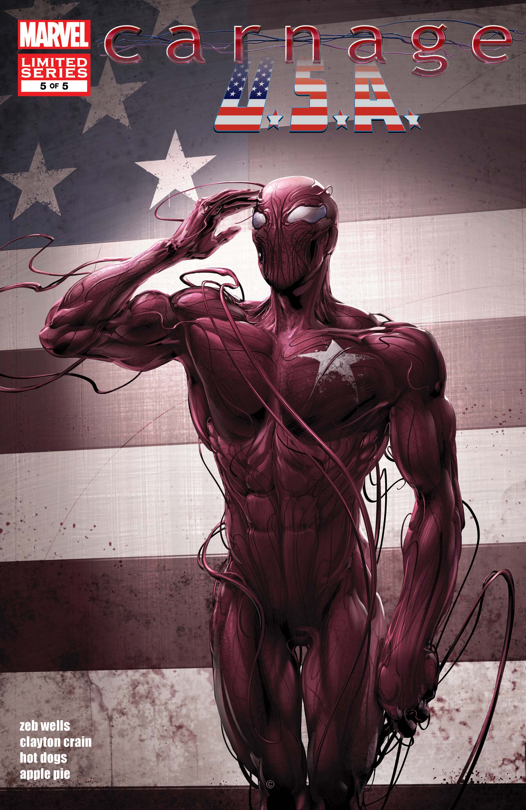 Carnage, U.S.A. (2011) #5