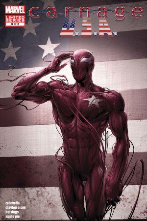 Carnage, U.S.A. #5