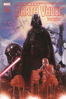 Star Wars: Darth Vader by Kieron Gillen & Salvador Larroca Omnibus (Hardcover)