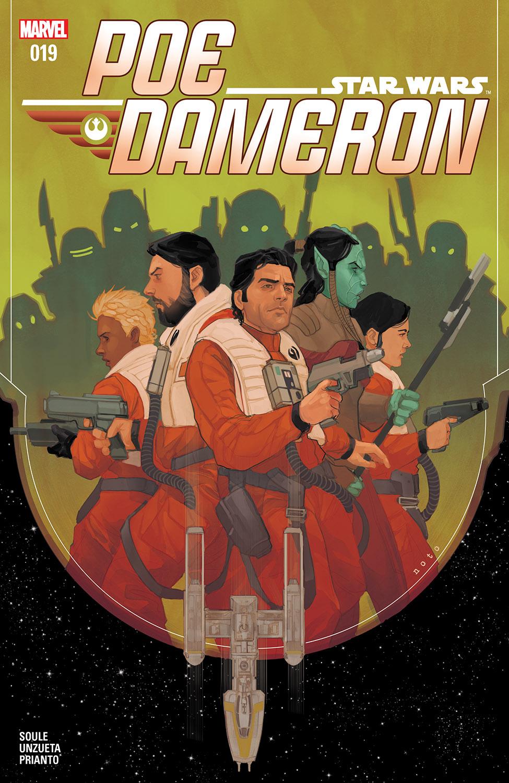 Star Wars: Poe Dameron (2016) #19
