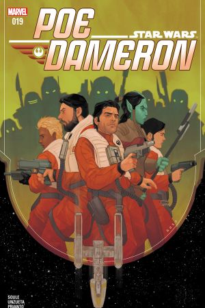 Poe Dameron (2016) #19