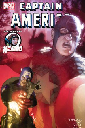 Captain America #603