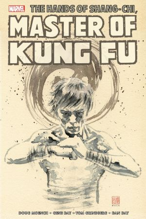 SHANG-CHI: MASTER OF KUNG FU OMNIBUS VOL. 4 HC MACK COVER (Hardcover)