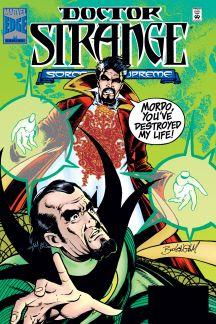 Doctor Strange, Sorcerer Supreme #85
