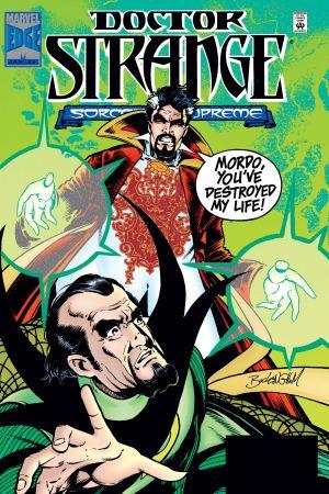 Doctor Strange, Sorcerer Supreme (1988) #85
