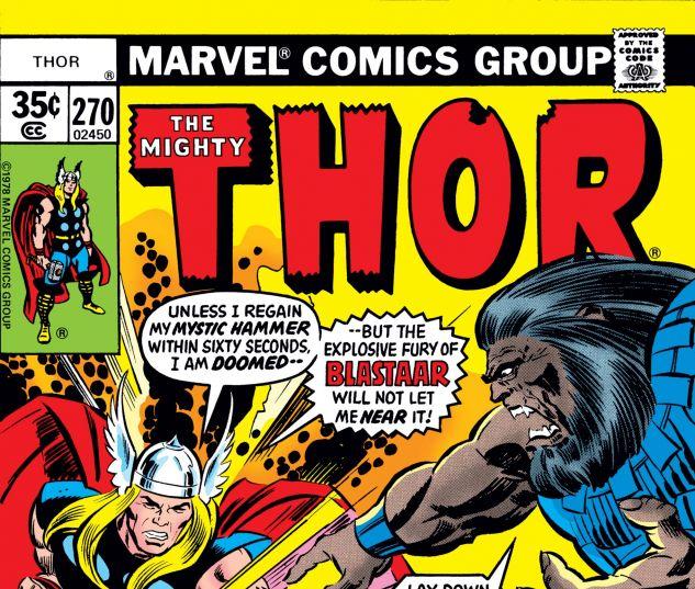 Thor (1966) #270