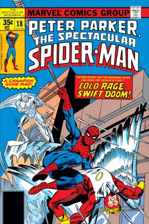 Peter Parker, the Spectacular Spider-Man (1976) #18