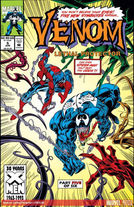Venom: Lethal Protector (1993) #5