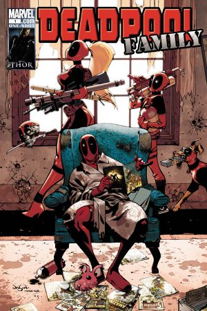 Deadpool Family #1