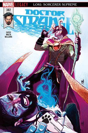 Doctor Strange (2015) #382