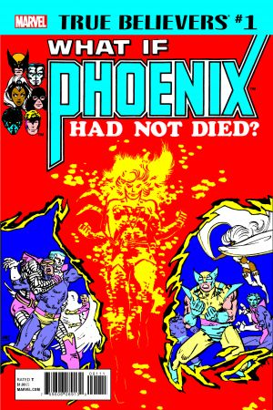 True Believers: Phoenix - What If? (2017) #1