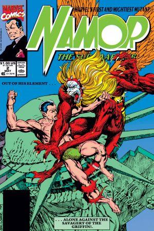 Namor: The Sub-Mariner (1990) #2