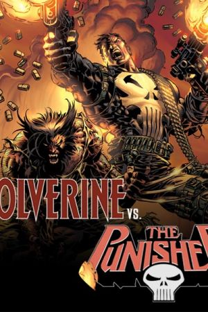 WOLVERINE VS. THE PUNISHER TPB (2017)