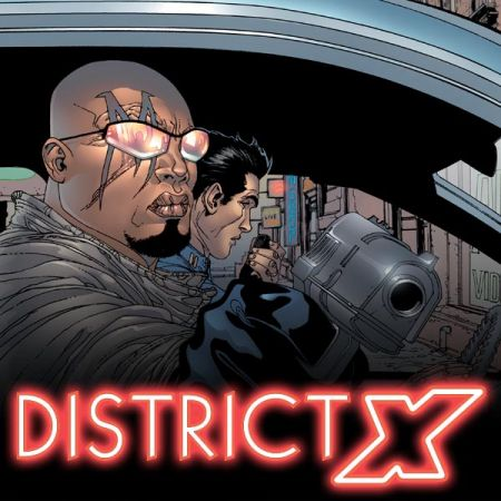 District X (2004 - 2005)