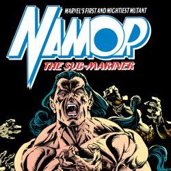 Namor: The Sub-Mariner
