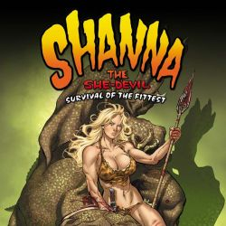 Shanna, the She-Devil: Survival of the Fittest