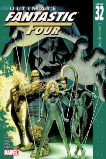 Ultimate Fantastic Four #32