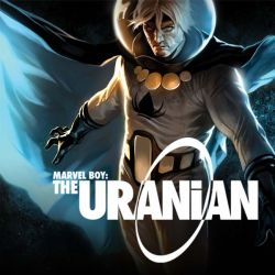 Marvel Boy: The Uranian (2010)