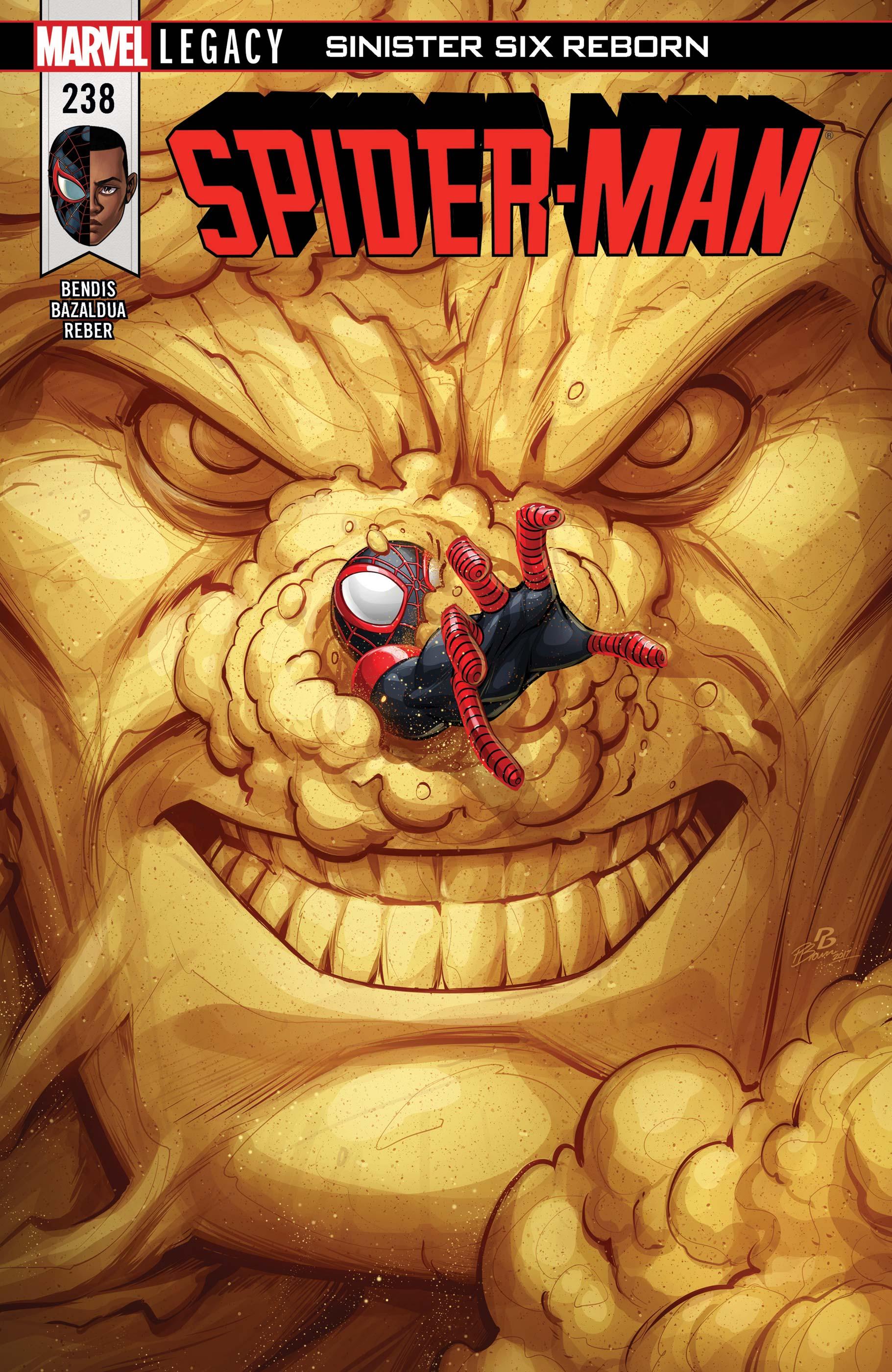 Spider-Man (2016) #238