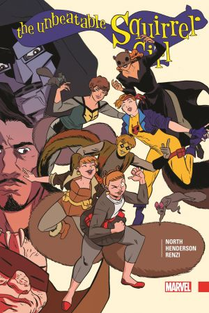 The Unbeatable Squirrel Girl Vol. 3 (Hardcover)