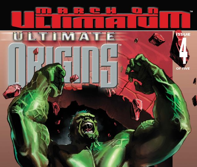 ULTIMATE ORIGINS (2008) #4