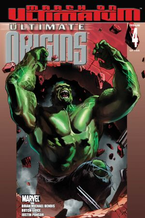 Ultimate Origins (2007) #4