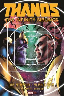 Thanos: The Infinity Siblings (Hardcover)
