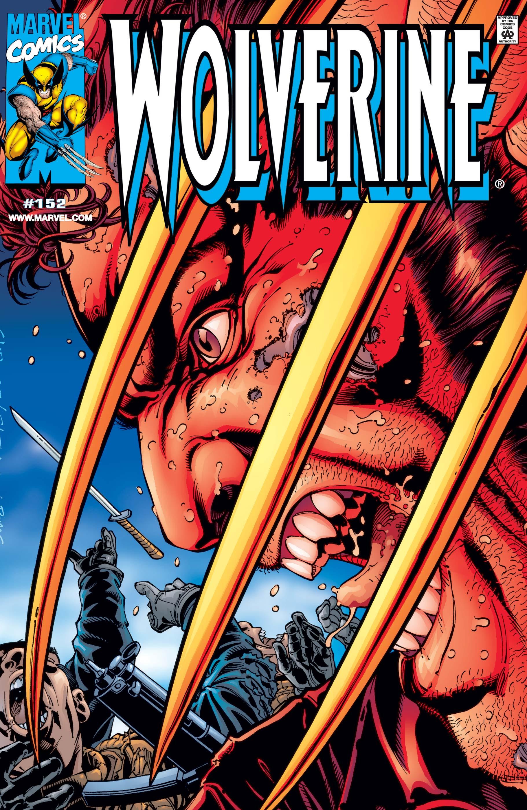 Wolverine (1988) #152