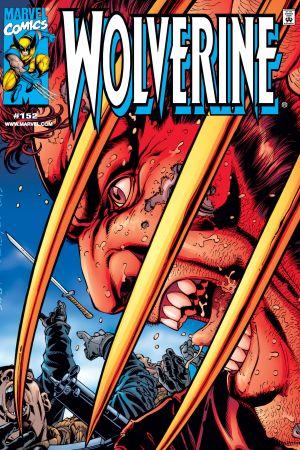 Wolverine #152