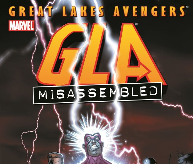 G.L.A.: MISASSEMBLED 0 cover