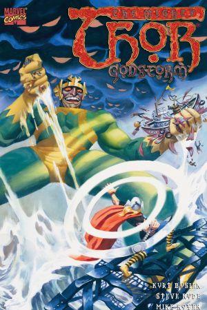 Thor: Godstorm #3