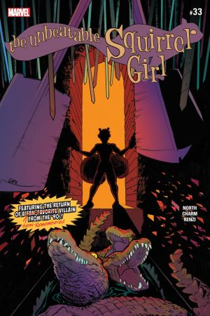 The Unbeatable Squirrel Girl (2015) #33