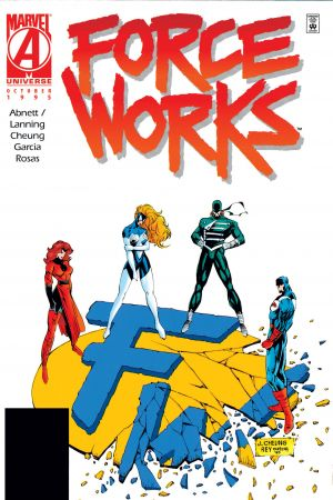 Force Works #16
