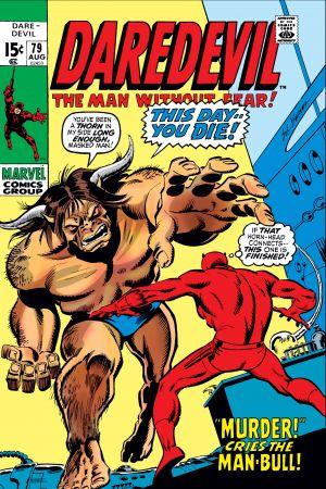 Daredevil (1964) #79