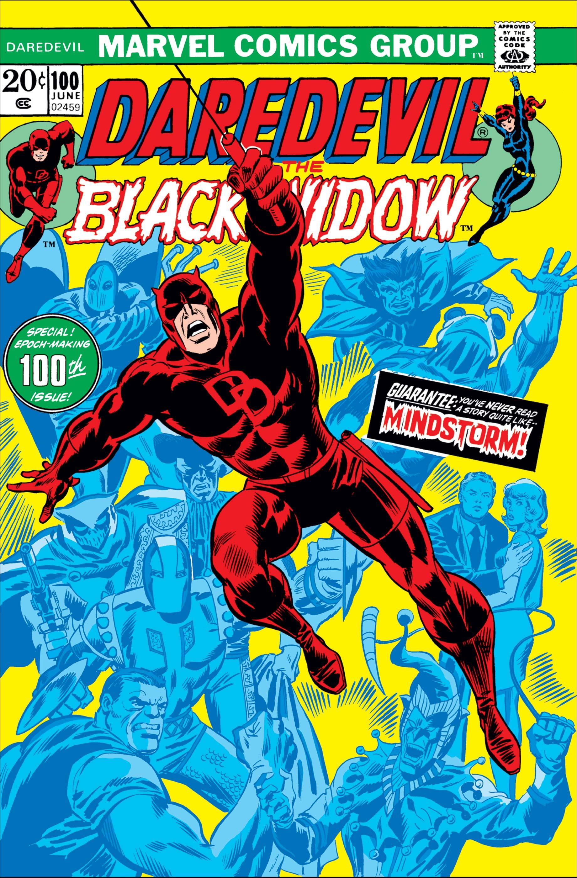 Daredevil (1964) #100