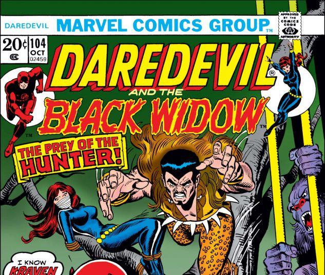 DAREDEVIL (1964) #104