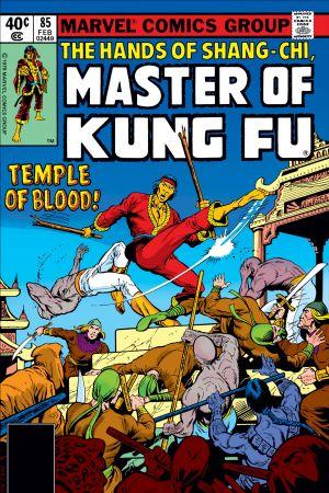 Master of Kung Fu (1974) #85
