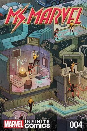 Ms. Marvel (2018) #4